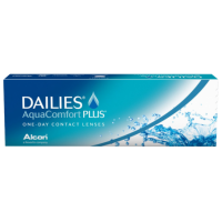 Dailies AquaComfort Plus (однодневные)